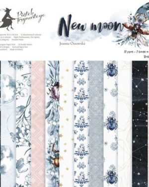 Piatek13 – Paper pad New moon 12 P13-358 12×12