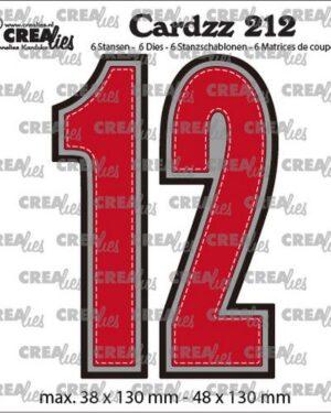 Cijfers 1 2