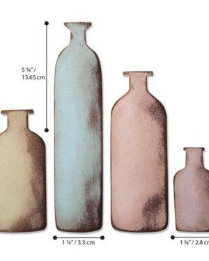 Sizzix Bigz Die – Bottled Up 664408 Tim Holtz