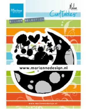 CR1503 – Dreaming bear by Marleen