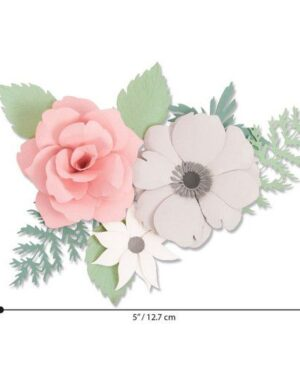 Sizzix Thinlits Die Set – 7PK Corsage 663687