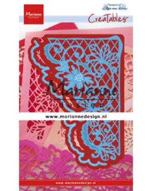 LR0642 – Anja's flower corner