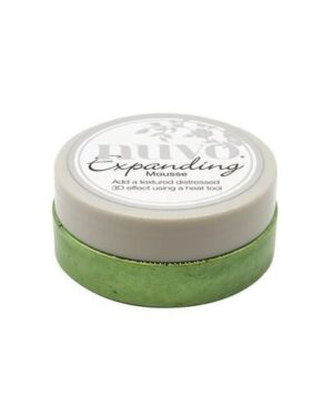 Nuvo Expanding Mousse – Cactus Green