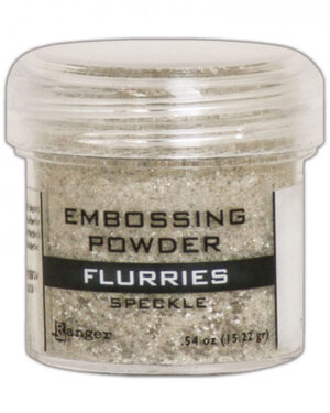 Ranger Embossing Speckle Powder 34ml – Flurries EPJ68631
