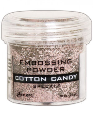 Ranger Embossing Speckle Powder 34ml – Cotton Candy EPJ68648