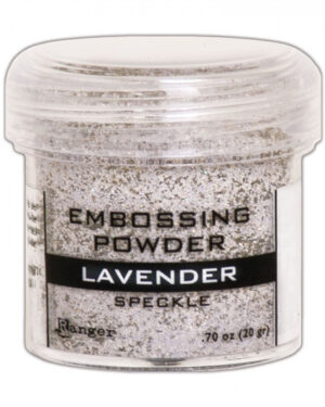 Ranger Embossing Speckle Powder 34ml – Lavender EPJ68655