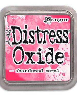 Ranger Distress Oxide – abandoned coral TDO55778 Tim Holtz