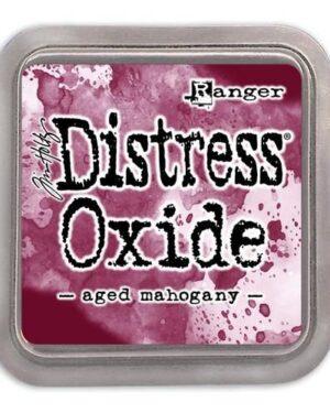 Ranger Distress Oxide – aged mahogany TDO55785 Tim Holtz