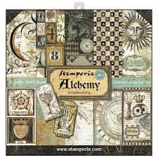 Alchemy 12 x 12 inch