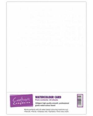 Aquarelpapier A4 wit