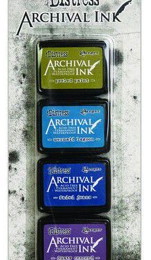 Archival Mini Ink set 2