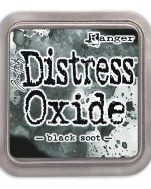 Ranger Distress Oxide – black soot TDO55815 Tim Holtz