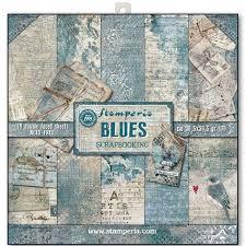 Blues 12 x 12 inch