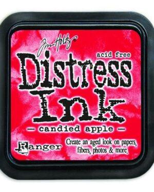 Ranger Distress Inks pad – candied apple TIM43287 Tim Holtz
