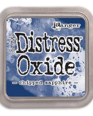 Ranger Distress Oxide – Chipped Sapphire TDO55884 Tim Holtz