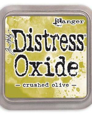 Ranger Distress Oxide – Crushed Olive TDO55907 Tim Holtz