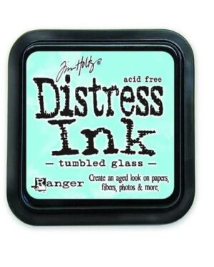 Ranger Distress Inks pad – tumbled glass stamp pad TIM27188 Tim Holtz