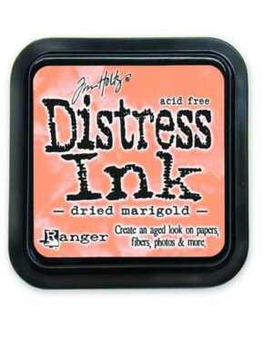 Ranger Distress Inks pad – dried marigold stamp pad TIM21438 Tim Holtz