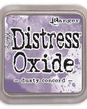 Ranger Distress Oxide – Dusty Concord TDO55921 Tim Holtz