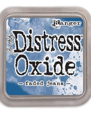 Ranger Distress Oxide – faded jeans TDO55945 Tim Holtz
