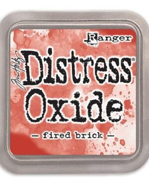Ranger Distress Oxide – fired brick TDO55969 Tim Holtz