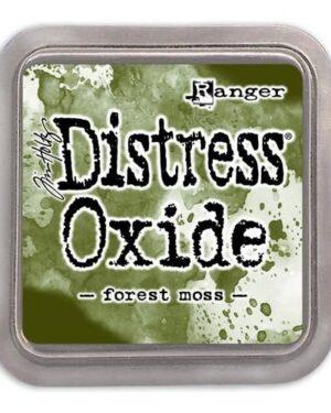 Ranger Distress Oxide – forest moss TDO55976 Tim Holtz