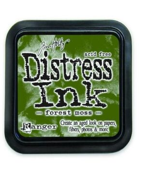 Ranger Distress Inks pad – forest moss stamp pad TIM27133 Tim Holtz