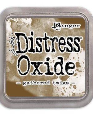 Ranger Distress Oxide – gathered twigs TDO56003 Tim Holtz