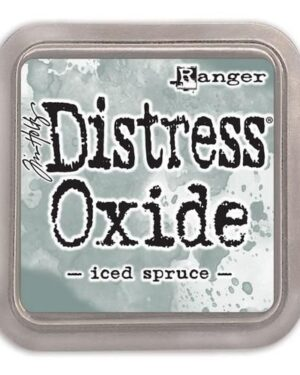 Ranger Distress Oxide – iced spruce TDO56034 Tim Holtz