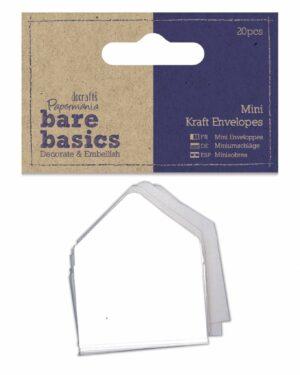 Mini envelop wit
