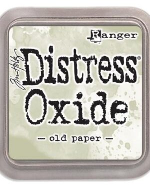 Ranger Distress Oxide – Old Paper TDO56096 Tim Holtz
