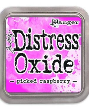 Ranger Distress Oxide – picked raspberry TDO56126 Tim Holtz