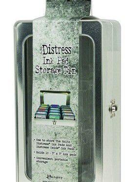 Storage Tin Distress