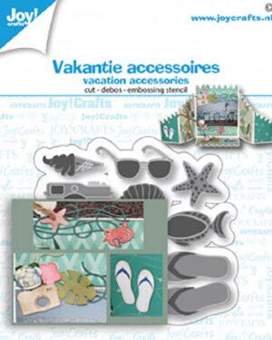 6002/1476 Vakantie accessoires