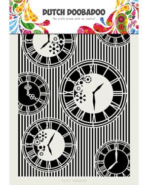 Clocks stripes
