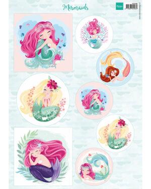 VK9588 Mermaids