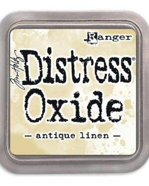 Ranger Distress Oxide – antique linen TDO55792 Tim Holtz