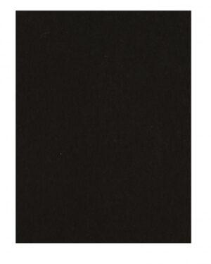 Florence • Cardstock smooth A4  20 vel Zwart