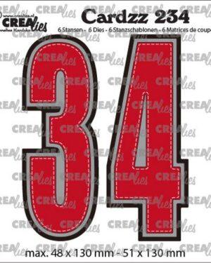 Cijfers 3 4