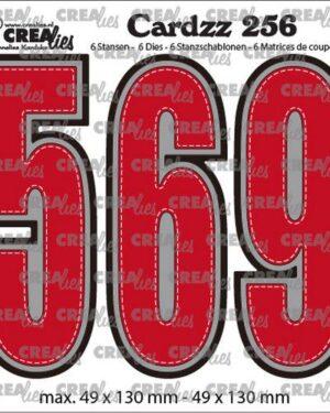 Cijfers 5 6 9