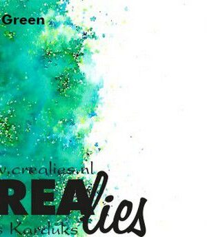 Crealies Groen