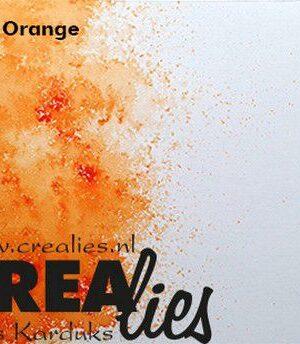 Crealies Oranje