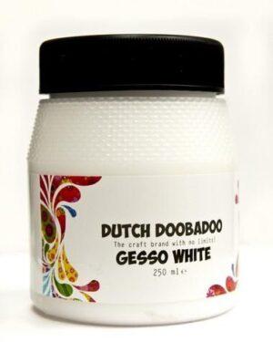 Dutch Doobadoo Dutch Gesso wit 250ML 870.002.010