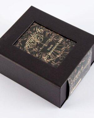 Matchbook Box