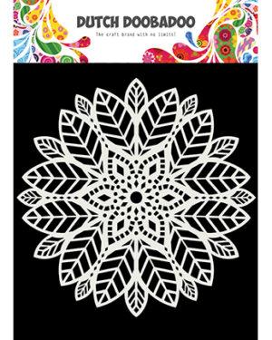 470.715.622 – Mask Art Mandala leaves