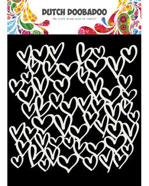 470.715.623 – Mask Art hearts
