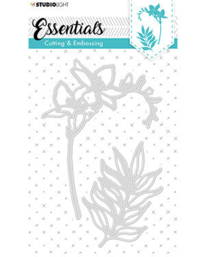 STENCILSL260 – Emb.Die Cut Essentials nr.260