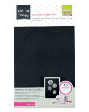 Cut'Em Easy Silicone rubber pad A5