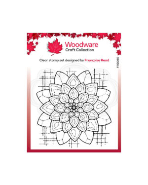 FRS080 Creative Expressions • Woodware clear singles blossom