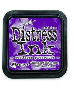 Ranger Distress Inks pad – seedless preserves TIM32847 Tim Holtz